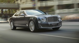 Bentley Muslanne солидный и спортивный