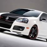Volkswagen превратил Golf GTI в молодежный концепт