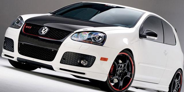 Volkswagen Golf GTI - luxspeed.ru