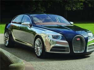 Бугатти Галибиер - самый дорогой спорткар в мире