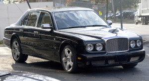 Бентли Арнаж Bentley Arnage фото
