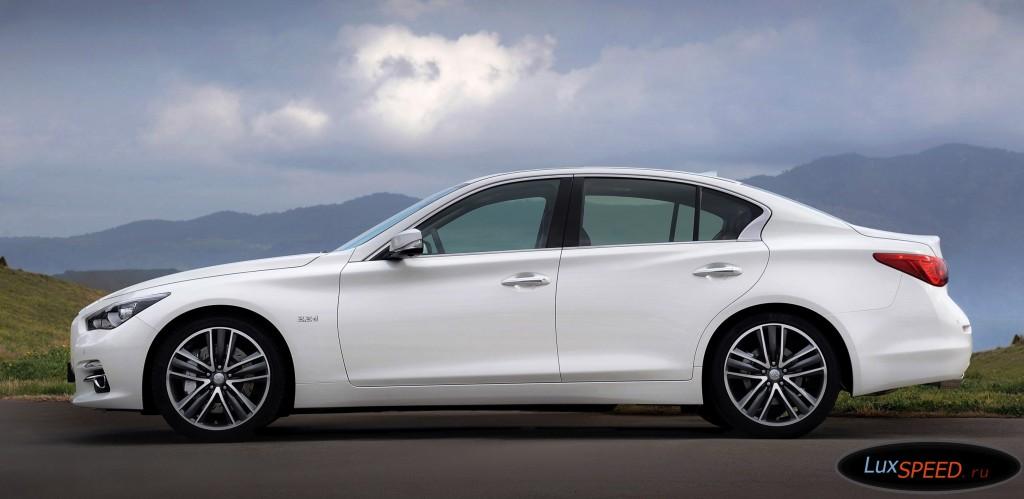 профиль автомобиля инфинити q50