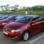 НовыйVW Polo Sedan построят наплатформе Шкода