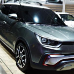 Сан Йонг Tivoli получил новый 1,6-литровый дизельный мотор