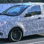 Форд готовит для Европы новый пятидверный Ка