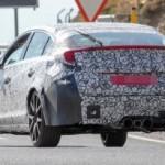 Вевропейских странах проходит тесты новый седан Хонда Civic Type R