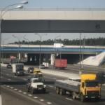 В российской столице загод средняя скорость движения транспорта возросла на8%