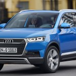 Ауди Q1 будет «отцом» кроссоверов VW, Шкода и Сеат