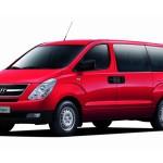 В РФ вышел в реализацию новый минивэн Hyundai H-1