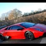 Особый Lamborghini Murcielago выставлен нааукцион