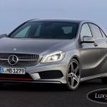 Mercedes огласили цены наA-class в РФ