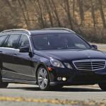 Натестах замечена модель Mercedes Benz E-Class Estate