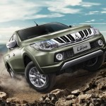 В РФ стартовали продажи Митцубиси L200 5-ого поколения