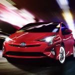 Toyota представила новую модель Prius