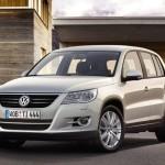Volkswagen представил воФранкфурте новый тип кроссовера Tiguan