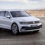Volkswagen начнет выпускать новый Tiguan вКалуге