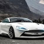 Модель Астон Мартин DB11 на100% обновит британскую марку
