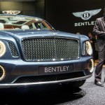 Бентли Bentayga представлен— самый быстрый кроссовер