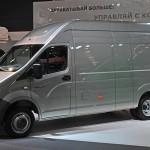 «Группа ГАЗ» представила новейшую «ГАЗель» иседельный тягач