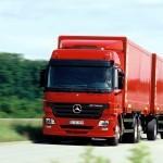 Продажи грузовиков в Российской Федерации кконцу лета упали на40,5%