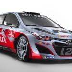 Hyundai представила воФранкфурте новый ралли-кар i20 WRC