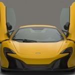 McLaren представит улучшенное семейство 650S вЖеневе втечении следующего года