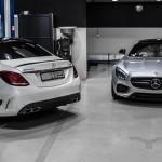 Ателье PP-Performance подготовило чип-тюнинг для «заряженных» моделей Mercedes-AMG