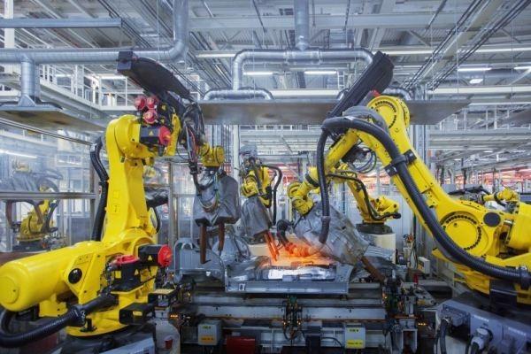 В Калуге Volkswagen открыл новый завод двигателей