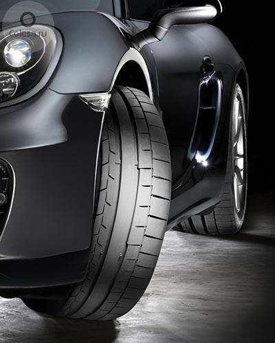 Continental демонстрирует новые шины