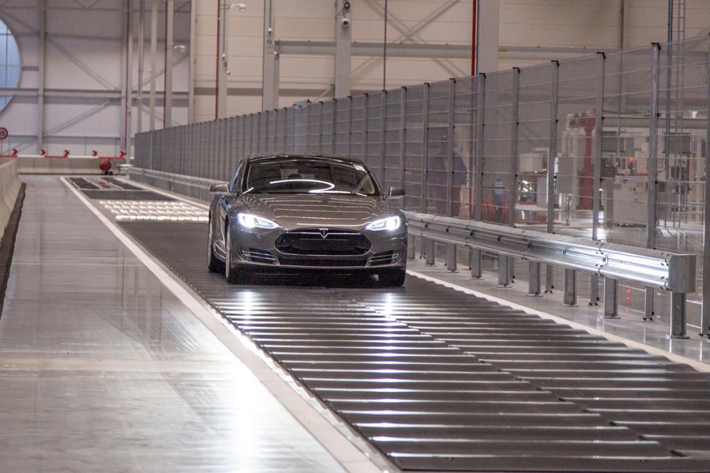 Tesla открыла собственный завод в Европе