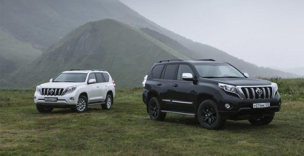 tСтартовали российские продажи нового Toyota Land Cruiser Prado