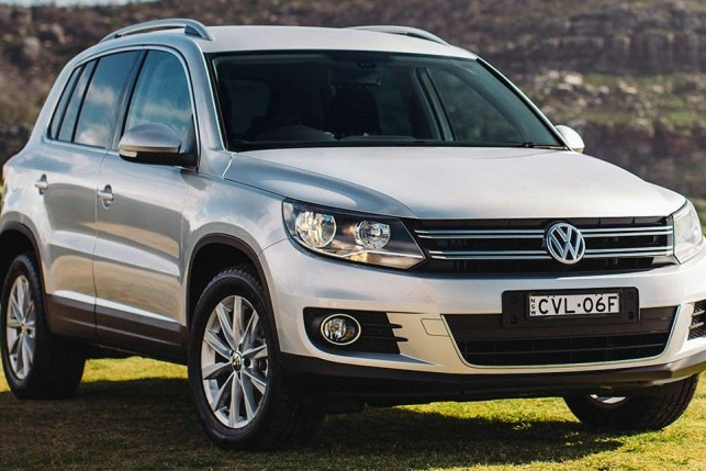 Volkswagen продемонстрировал новый Tiguan во Франкфурте