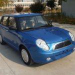 Новый электромобиль Лифан появится на рынке России доконца 2015 года