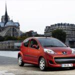 Хэтчбек Peugeot (Пежо) 107 покинул русский рынок