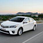 Наиболее популярным автомобилем вмире внынешнем году стала Тойота Corolla