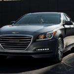 Хёндай представила улучшенный седан Genesis 2016 модельного года