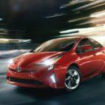 Тойота обнародовала свежие данные оновом поколении гибрида Prius