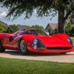 Суперкар Феррари ThomassimaII был продан 9 000 000 долларов