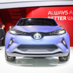 Тойота презентует конкурента Ниссан Juke вначале весны 2016 года