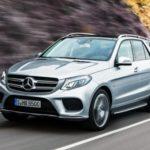 Benz сделает GLE 500 4Matic мощнее иоснастит новым «автоматом»