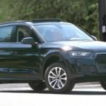 Заключительные тестирования проходит улучшенный Audi Q5 2017