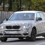 Новый BMW X3 проходит тестирование вГермании