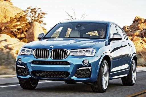 BMW официально представил «заряженный» X4 M40i
