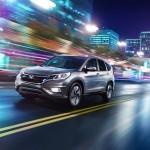 Special Edition: Хонда представила обновленную версию CR-V