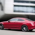 Benz начал приём заказов наC-Class Coupe