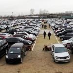 Стали известны самые популярные автомобили у жителей столицы