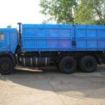4528-40L сельхозник (шасси КАМАЗ 65115)
