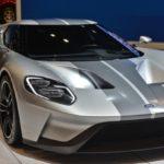 Новый Форд GT снабдят карбоновыми дисками