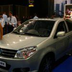 Всередине осени в Российской Федерации было реализовано 1 376 авто Geely