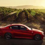 Альфа Ромео раскрыла линейку двигателей седана Giulia